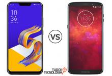 Zenfone 5 vs Moto Z3 Play