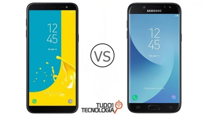 Galaxy J6 vs Galaxy J5 Pro
