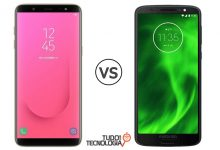 Galaxy J8 vs Moto G6