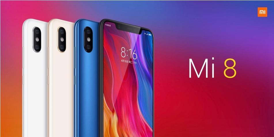 Xiaomi Mi 8 em oferta