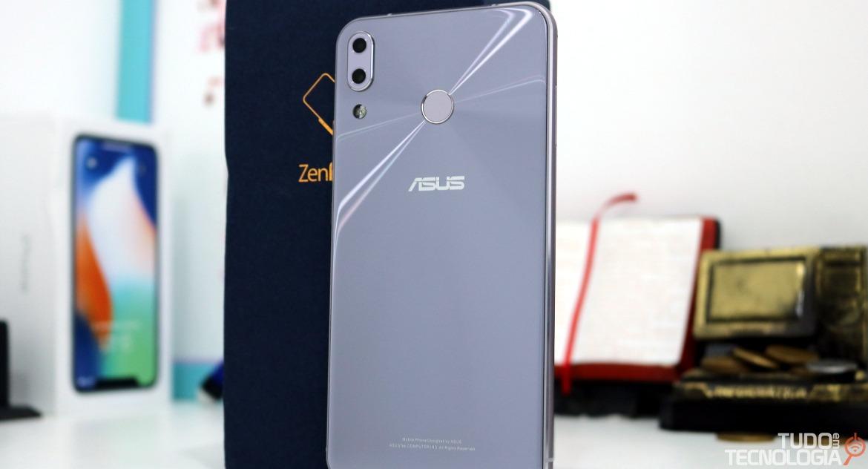 Asus Zenfone 5z desconto
