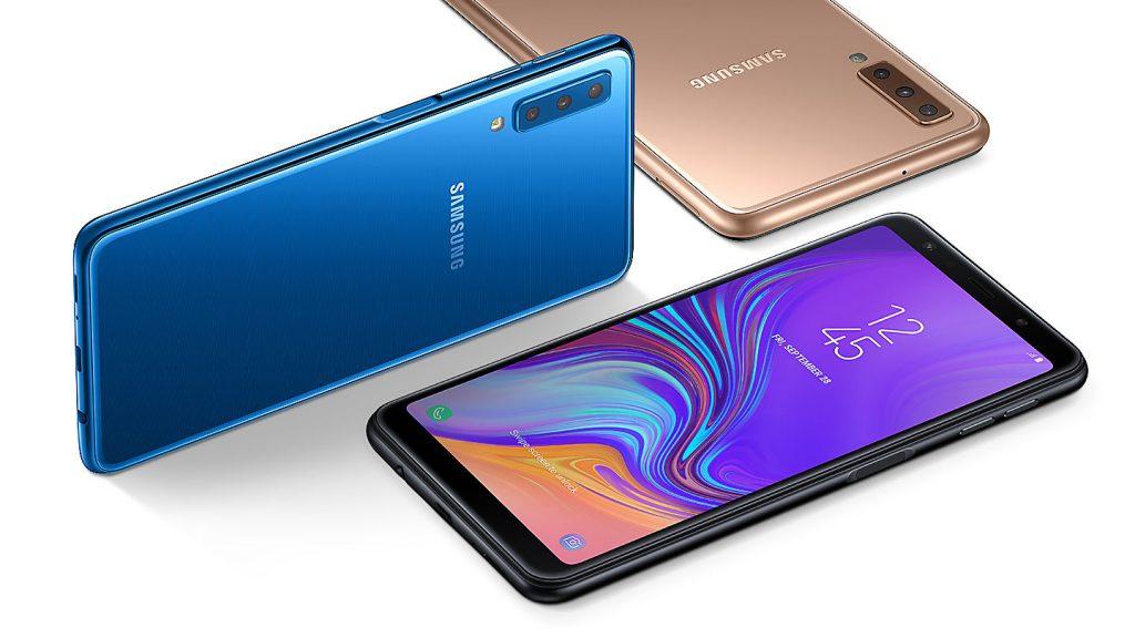 Galaxy A7 2018 128 GB