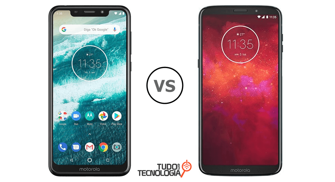 Motorola One vs Moto Z3 Play