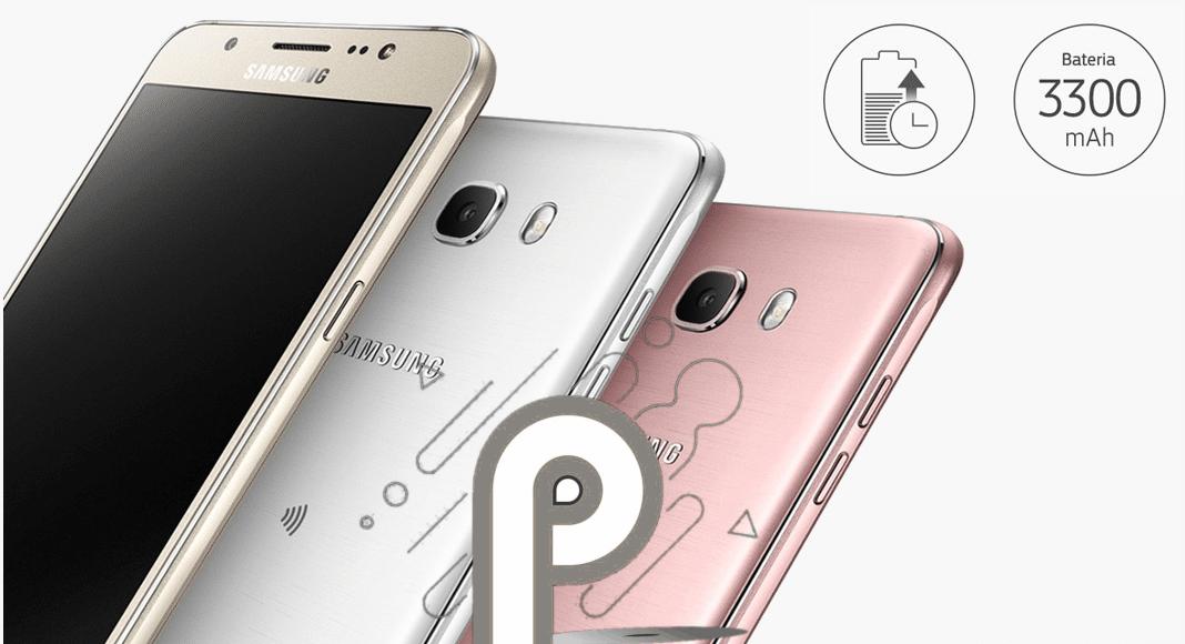 Como atualizar Galaxy J7 Metal para Android 8.1