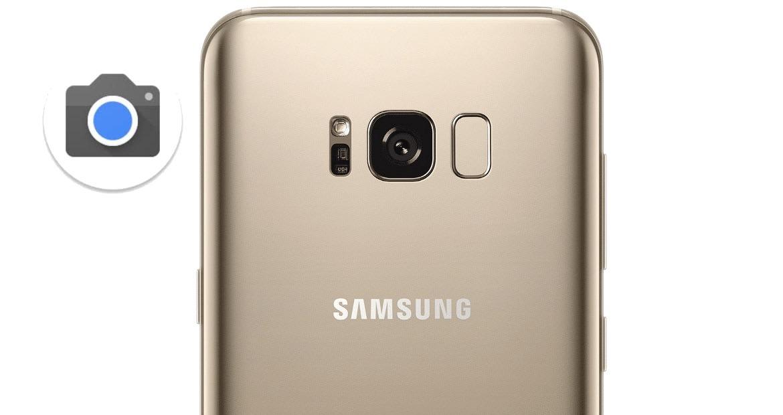 Gcam para Galaxy S8
