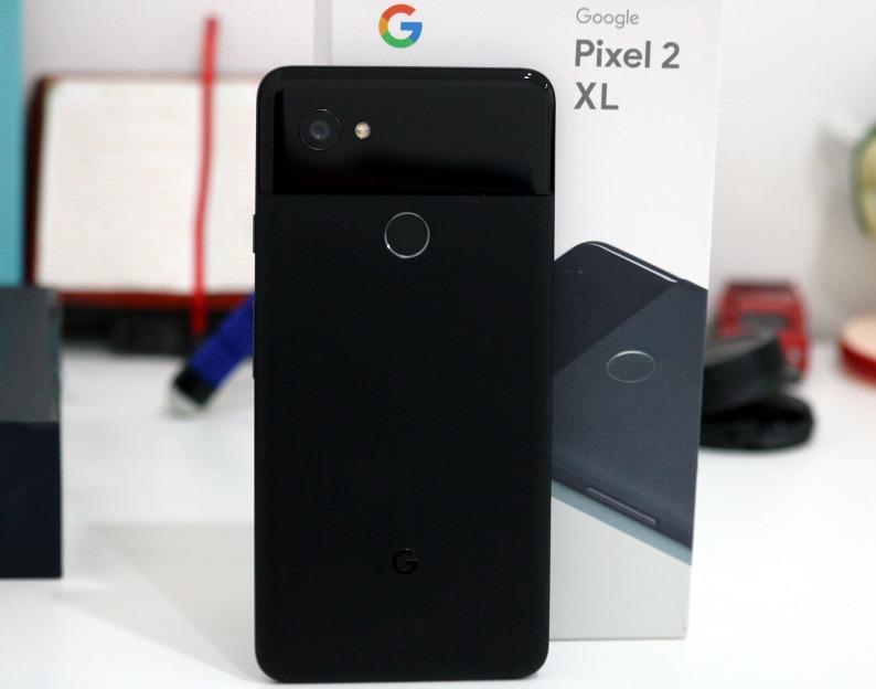 como importar google pixel