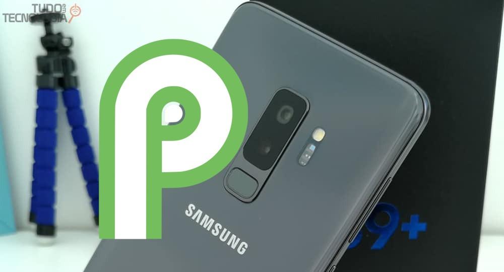 Como atualizar o Galaxy S9+ para Android 9.0