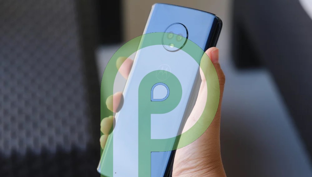 Moto G6 Android 9