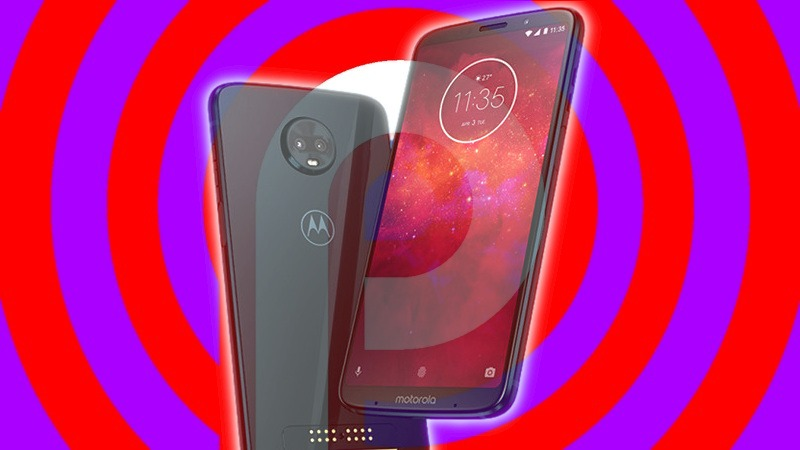 Moto Z3 Play Android 9