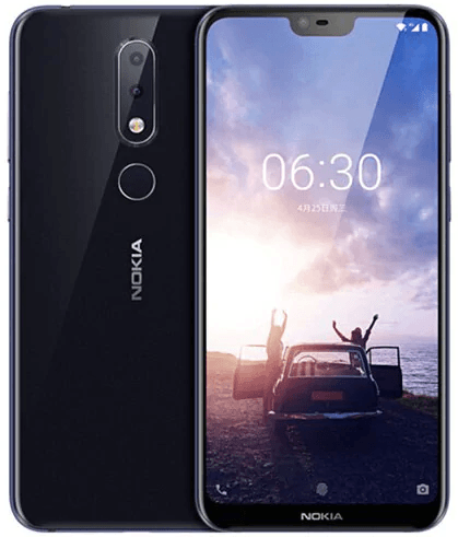 Nokia X6 Ficha Técnica