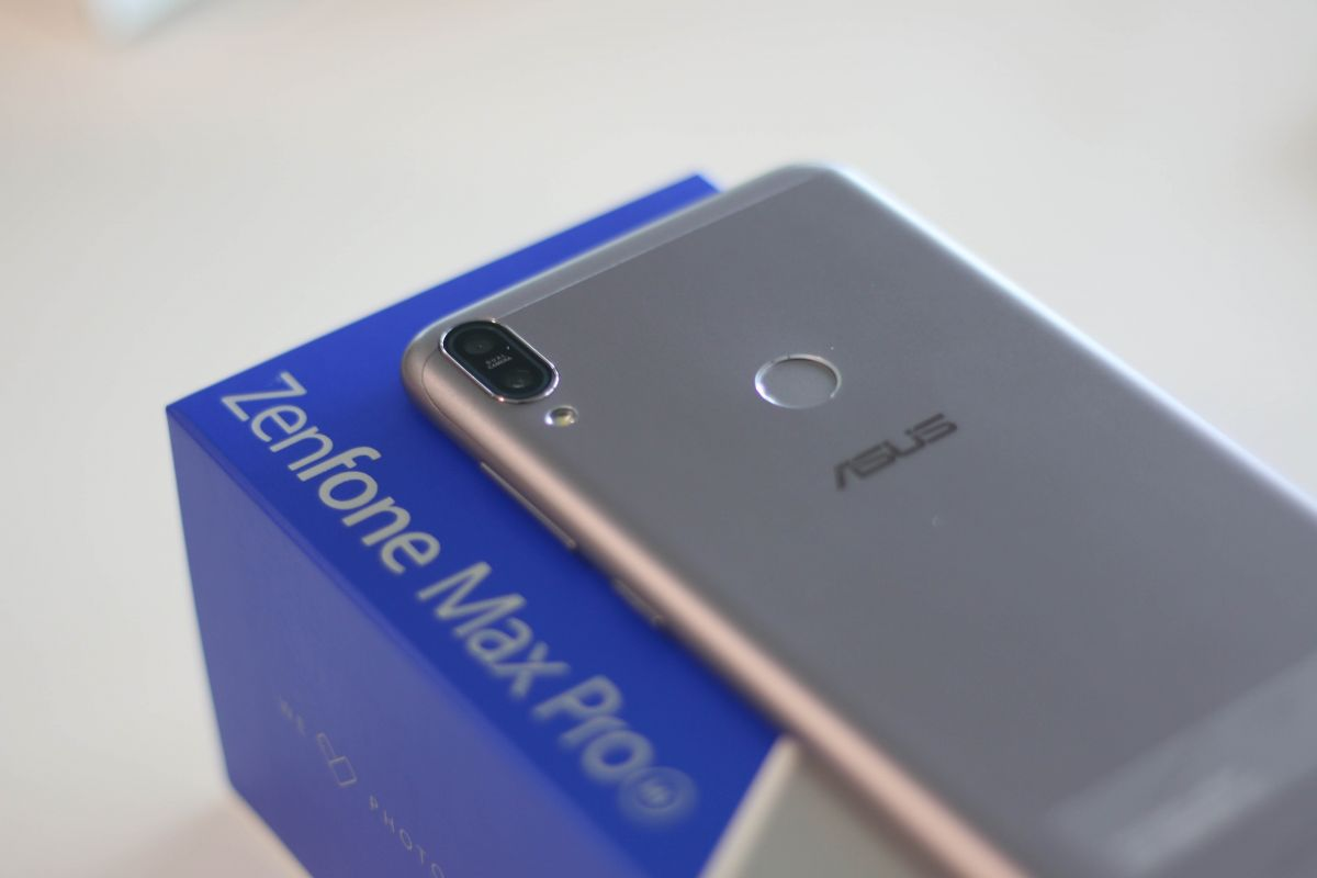 Photo of ZenFone Max Pro M1 da Asus por R$ 529