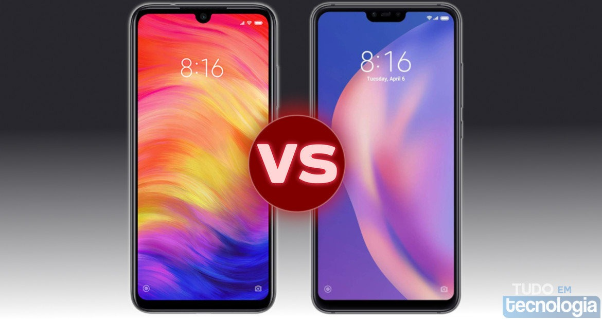 Redmi Note 7 vs Mi 8 Lite
