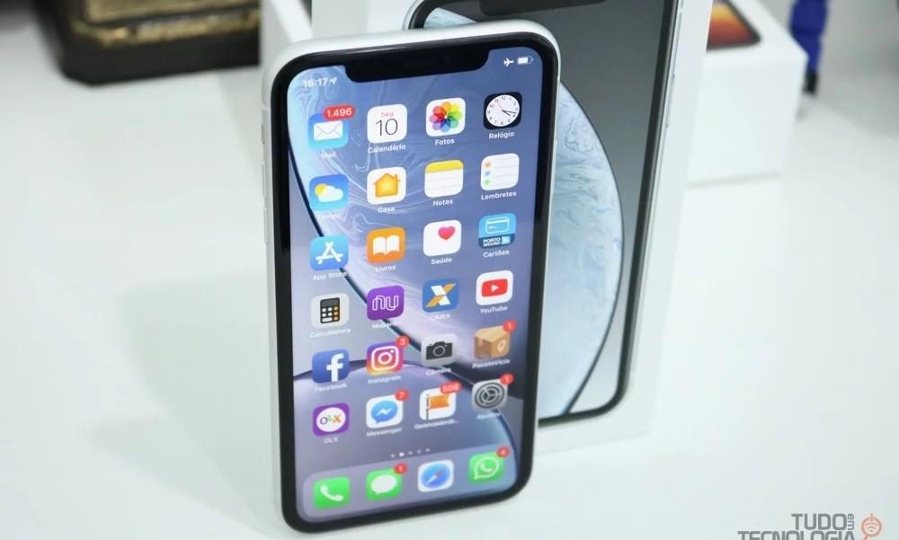 iPhone XR cupom
