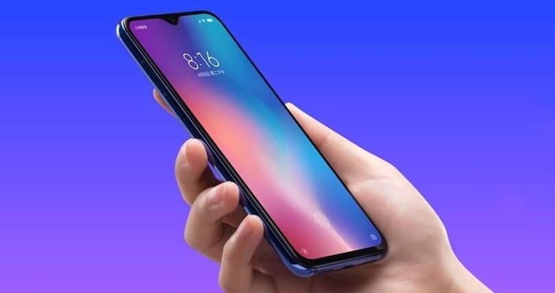 Xiaomi smartphones promoção