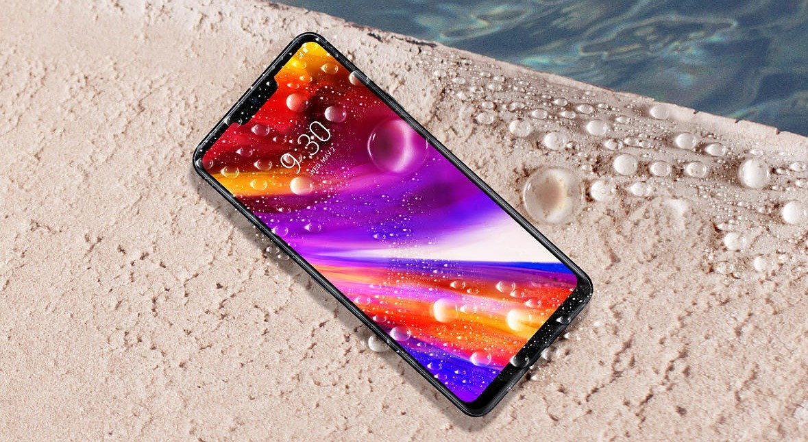 LG G7 Android 9