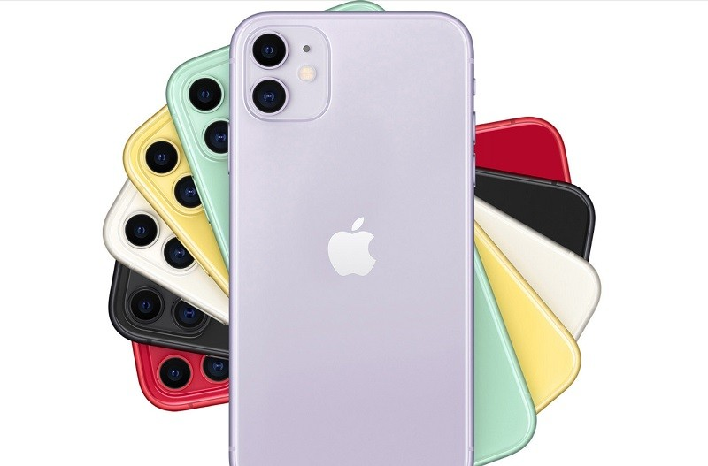 iPhone 11 pré-venda