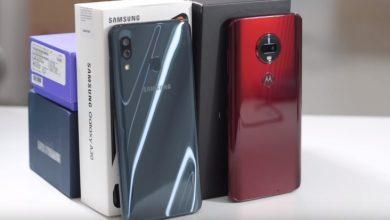 Photo of Galaxy A30 vs Moto G7 Plus: Saiba as diferenças