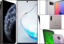 melhores smartphones 2019