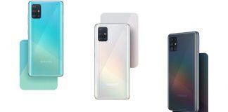 Galaxy A51 preço