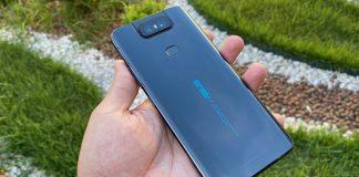 ZenFone 6 bug instagram