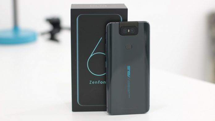 Zenfone 6 oferta da madrugada