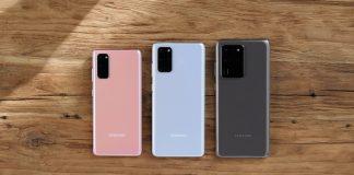 Galaxy S20, S20 Plus e S20 Ultra