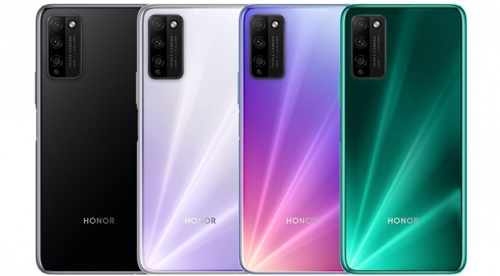 Honor 30 Lite lançado com câmera de 48MP, tela de 90Hz e Dimensity 800 –  Tudo em Tecnologia